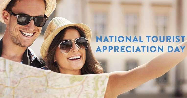 National Tourist Appreciation Day Wishes Beautiful Image