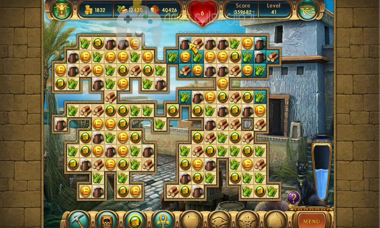 تحميل لعبة بناء الاهرامات برابط مباشر
