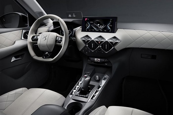 Interior DS 3 Crossback