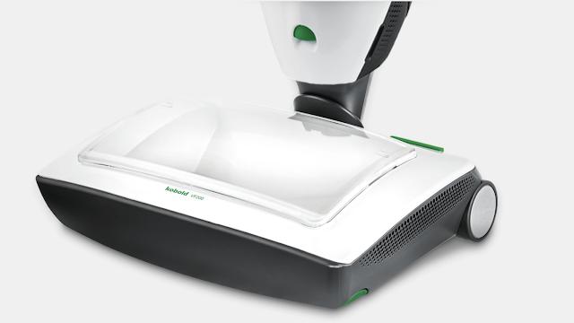 Vorwerk Kobold VK200 Vacuum Cleaner System Review