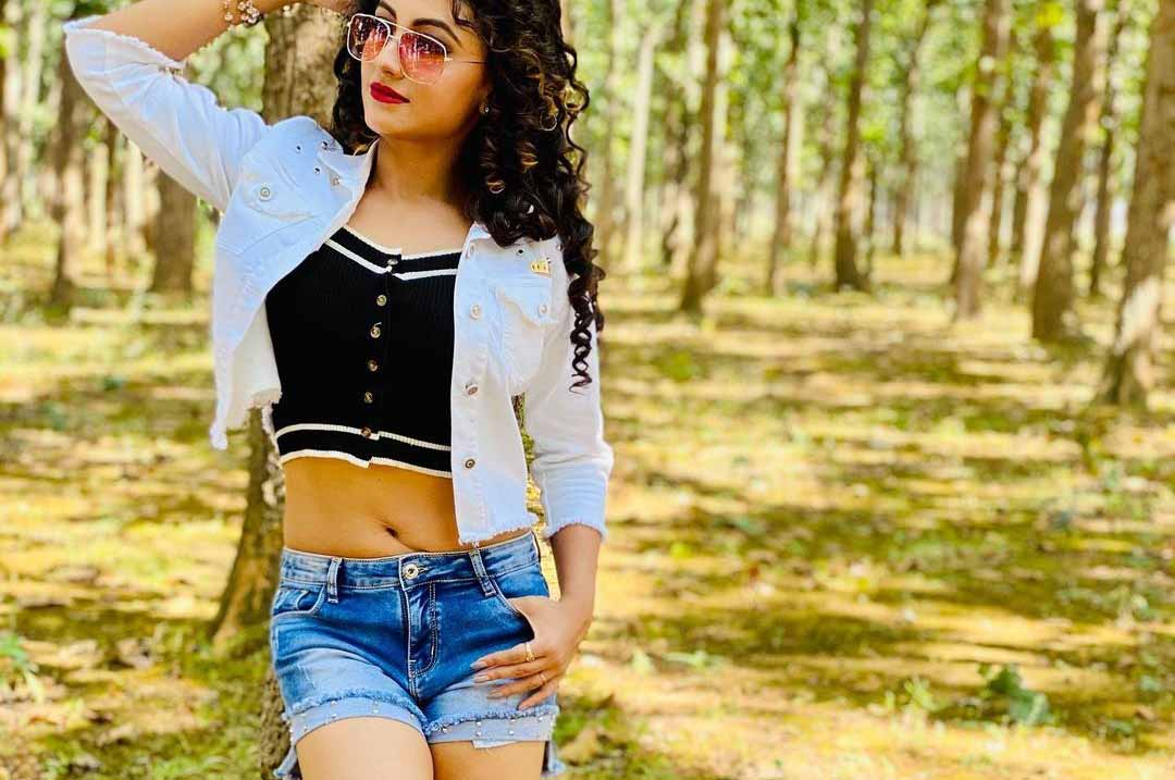 Riya Dey's Most Sizzling Photoshoot Gone Viral  Must Watch