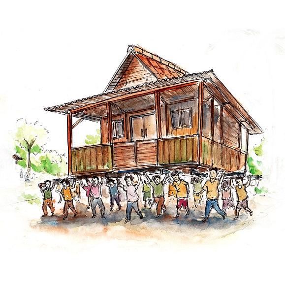 Nilai Kebudayaan Yang Tumbuh Di Banten