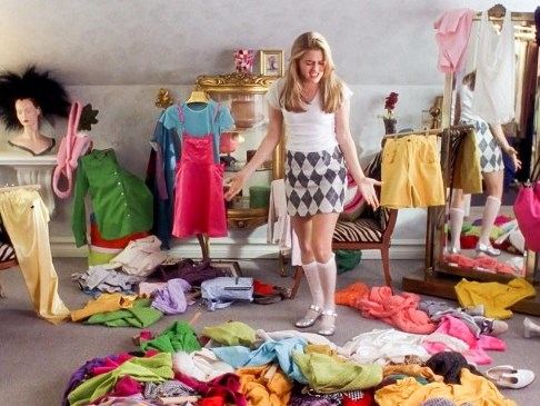 what does a messy house mean