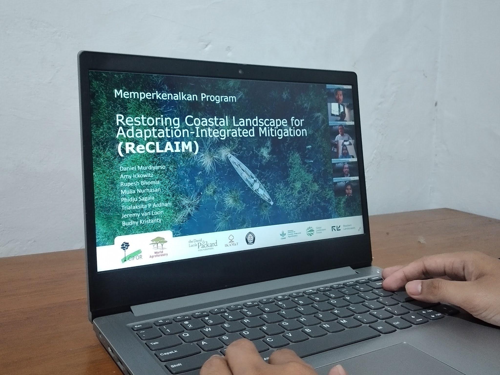 IKAMaT, UNDIP dan CIFOR Sukses Gelar Lokakarya Perdana Tentang Restorasi Mangrove