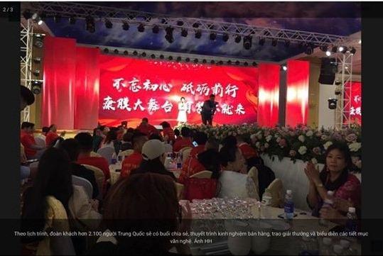 Người Trung Quốc xem Việt Nam như là nhà của mình, đây là cách xâm chiếm VN từ từ?