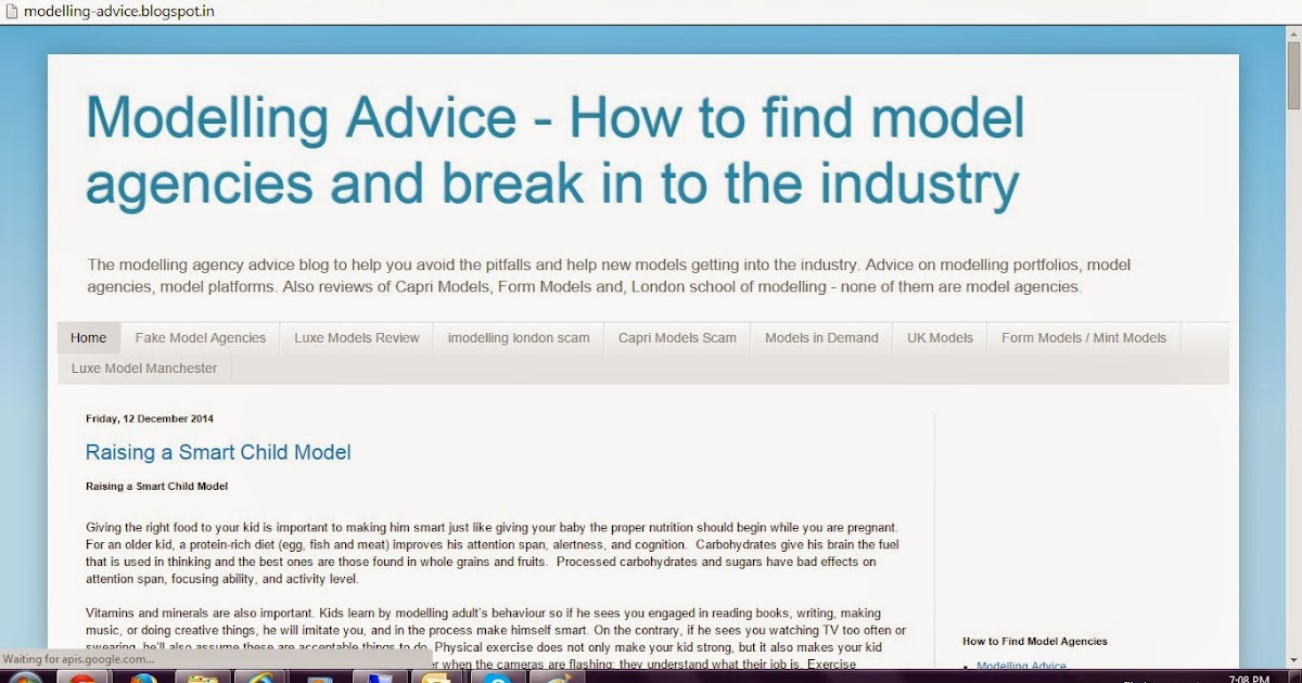 how to find modeling jobs