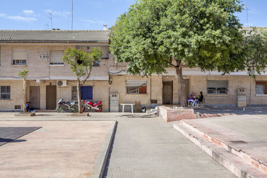 Vivienda finalizará después del verano las obras de rehabilitación y regeneración urbana del grupo San Lorenzo de Castelló