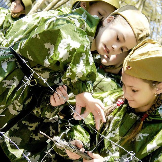 Военно патриотические экскурсии