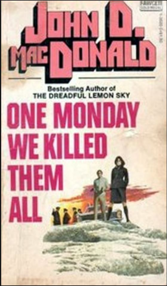 Paperback warrior march 2018 one monday we killed them all fandeluxe