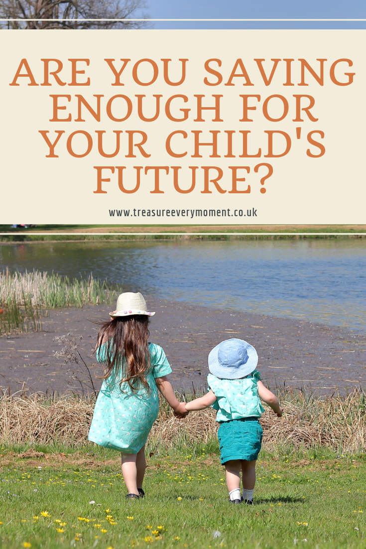 PARENTHOOD: Are you saving enough for your child's future?