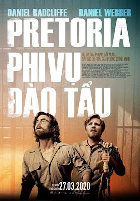 Xem Phim Phi Vụ Đào Tẩu - Escape from Pretoria