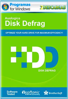 Auslogics Disk Defrag Professional (2021) Full Español