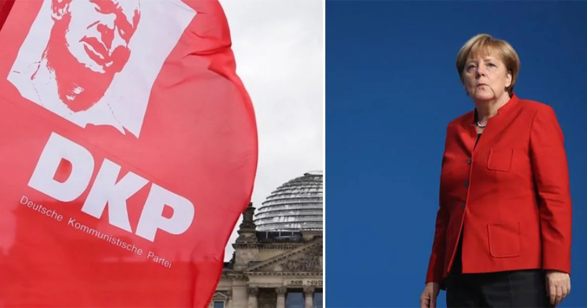 German Officials Ban Communist And Anarchist Parties From Running In Upcoming Elections