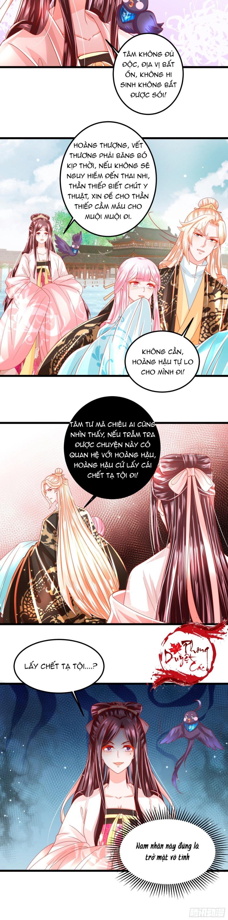 Ta Phải Làm Hoàng Hậu Chapter 26 - upload bởi truyensieuhay.com