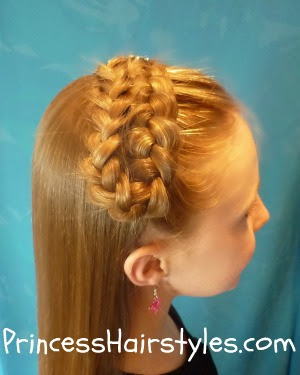 crown braid cheat