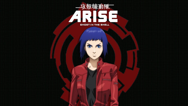 Ghost in the Shell Arise Border Movie 2: Ghost Whispers Subtitle Indonesia