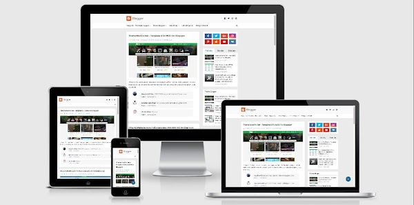 FeedVN Responsive Blogger Template