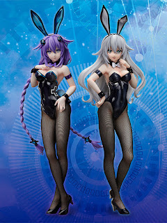 "Abierto pre-order de Purple Heart: Bunny Ver. de ""Hyperdimension Neptunia"" - FREEing"