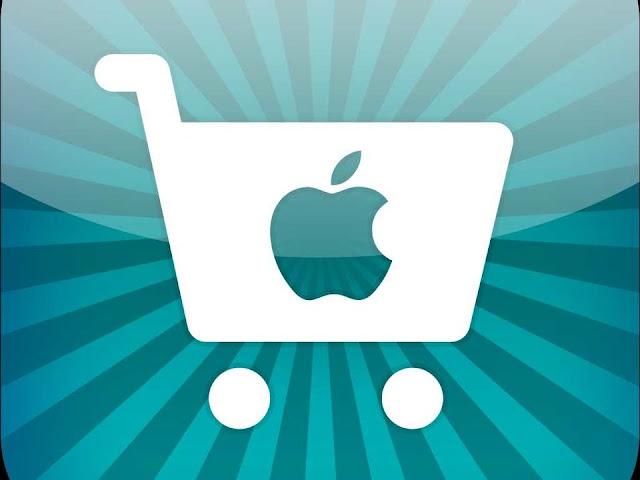 App Store Rilis Pertama Kali