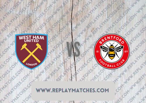 West Ham United vs Brentford Highlights 03 October 2021