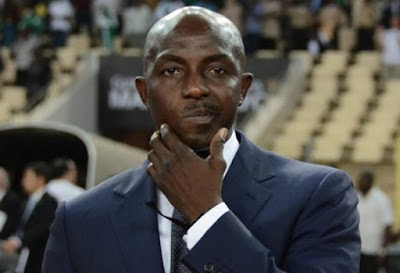 Former Super Eagles Coach, Samson Siasia Appeals To CAS Over His Life Ban By FIFA