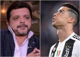 محمد هنيدي يسخر من تسريحة شعر كريستيانو الجديدة