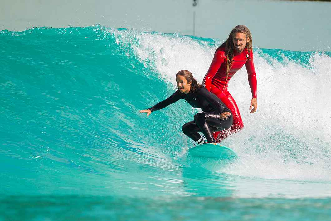 Rob Machado and the Legend s Daughter