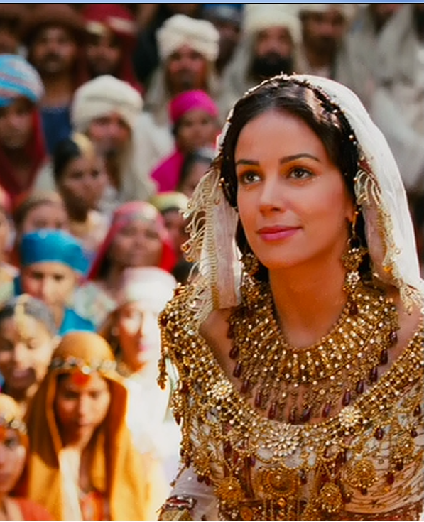 Queen Esther (Actress Tiffany Dupont)
