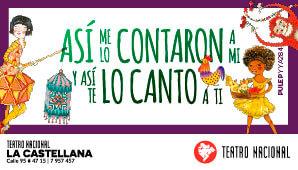 María Del Sol y Cantaclaro: Así Me Lo Contaron 1