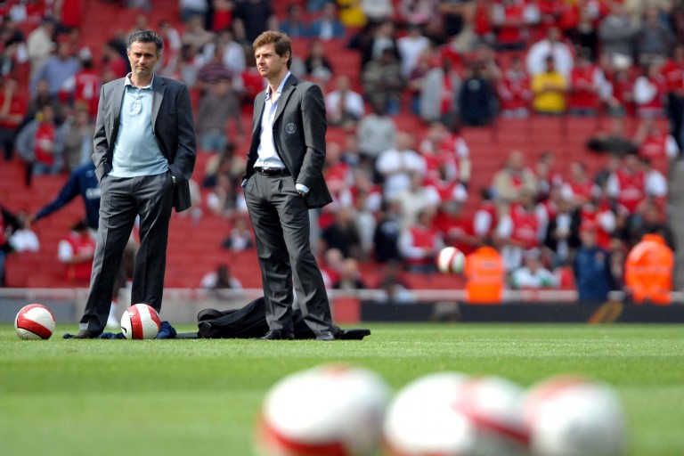 FOOTBALL - OM: André Villas-Boas and Villas-Boas agree on an important point