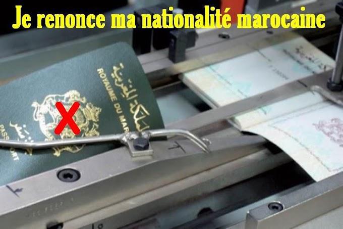Maroc: Une nationalité qui vous colle à la peau