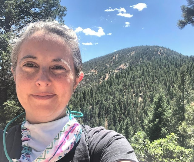 Hiking Cheyenne Cañon in Colorado