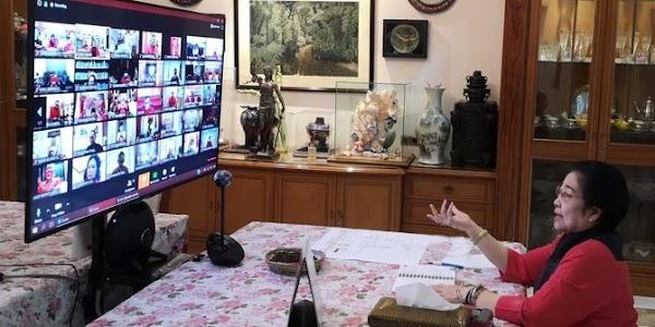 Megawati Minta Calon Wakil Kepala Daerah dari PDIP Beri Peran Penting