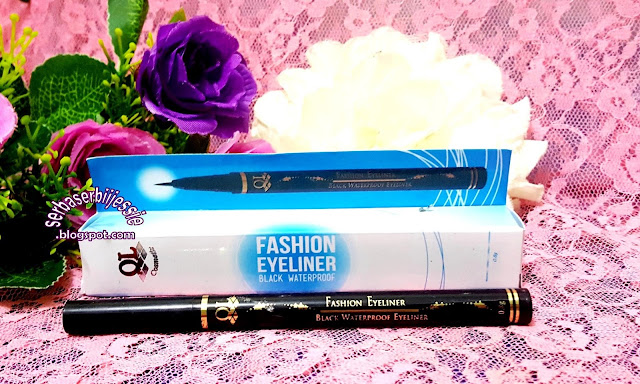 QL_Cosmetic_Fashion_Eyeliner_&_Eye_Catching_2_Step_Mascara_Review