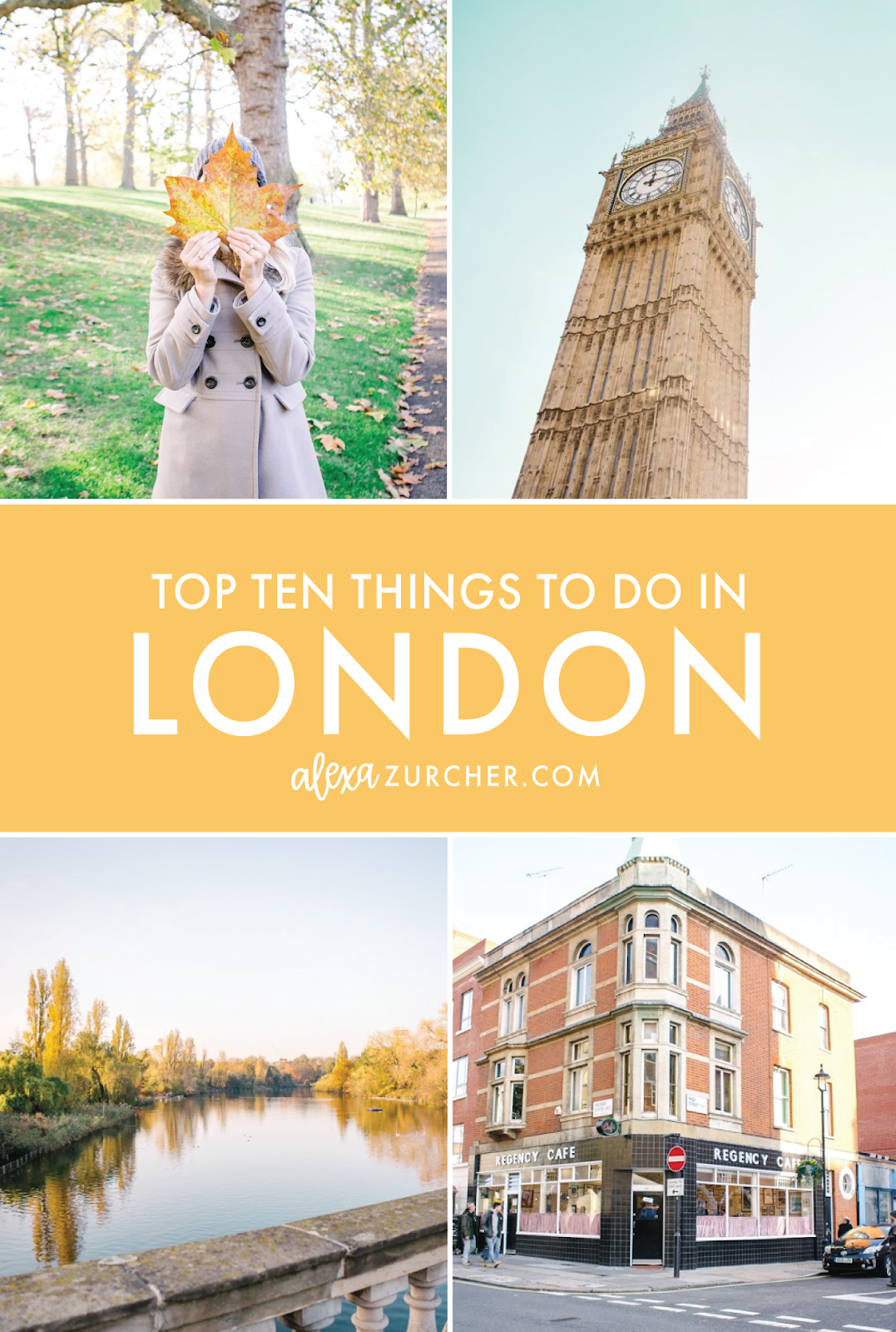 london travel tips