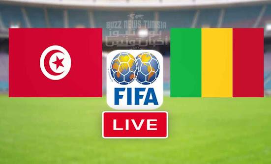 Watch Match Tunisie vs Mali live streaming