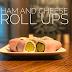 Ham and Cheese Roll Ups #SundaySupper