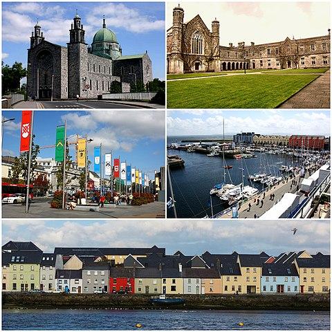 غالواي ، أيرلندا