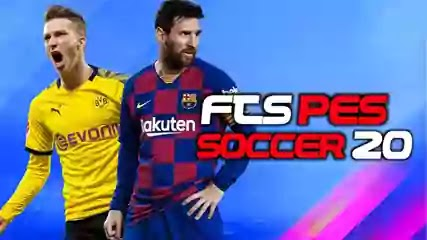 FTS 20 MOD PES 2020 Android Offline 300MB Best Graphics New Faces Updated 2020