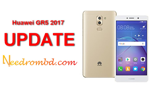HUAWEI GR5 (BLL-L22) 2017 Official Update Firmware
