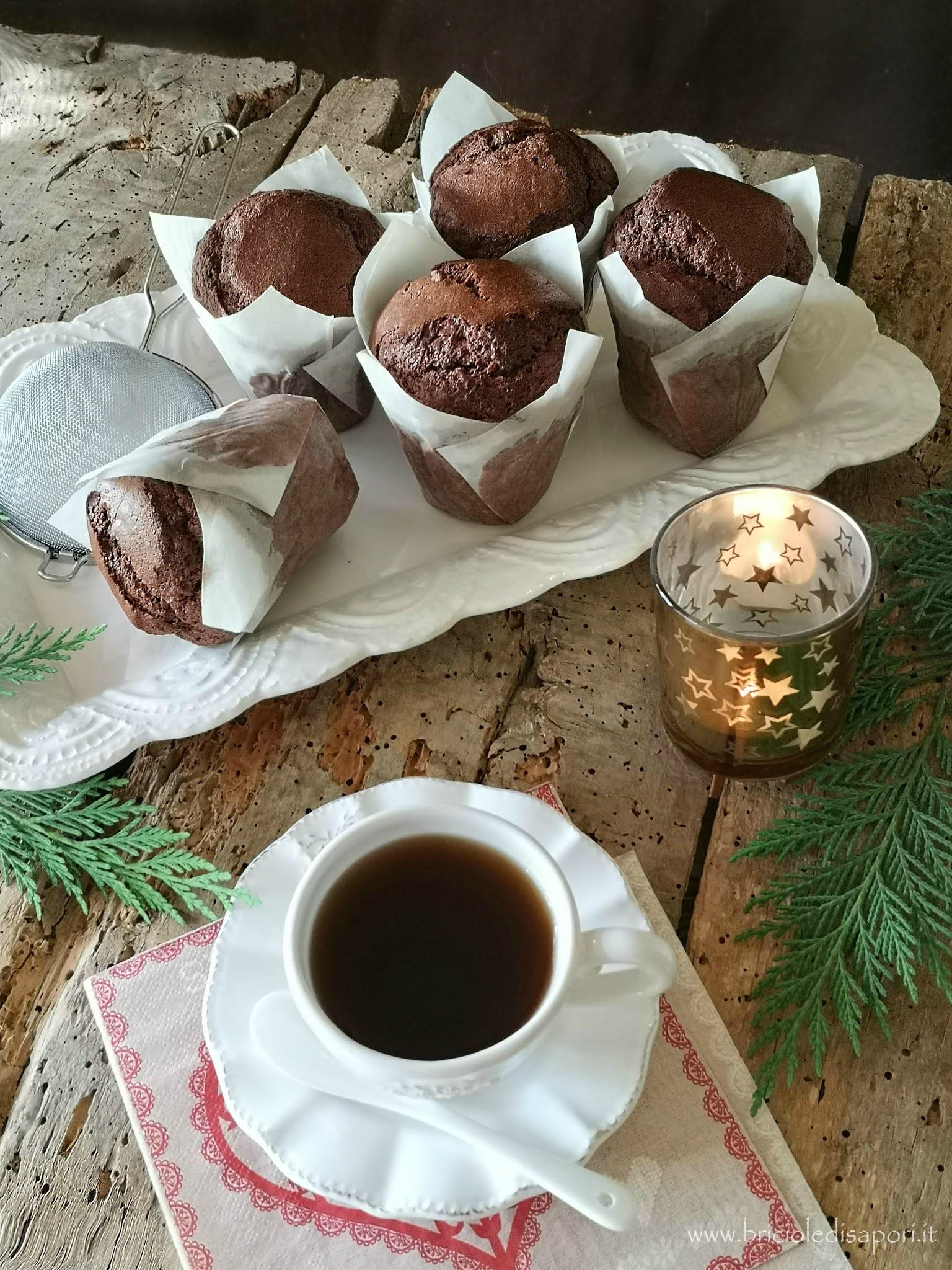 muffins soffici