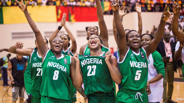 Nigeria s D Tigress has won their second game in the FIBA Basketball World  Cup going on in Spain. 2aca7c0bb5b02