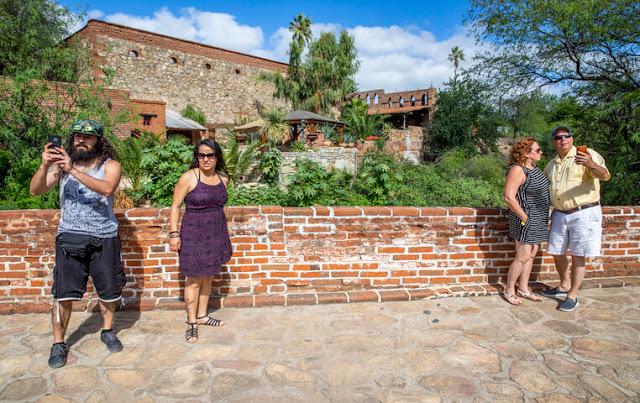 El Triunfo City Tour in Cabo