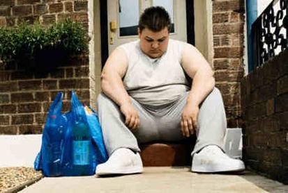 model pakaian pria gemuk