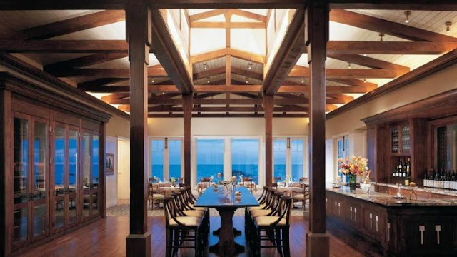 Restaurante The Loft em Laguna Beach