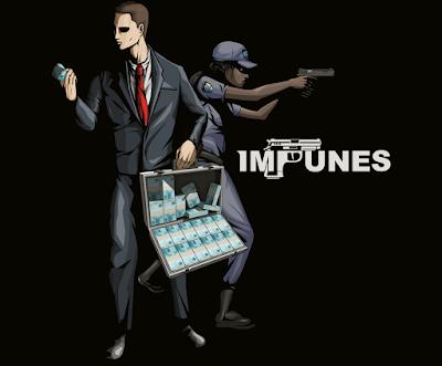 2ntd impunes jogo indie brasileiro artwork art