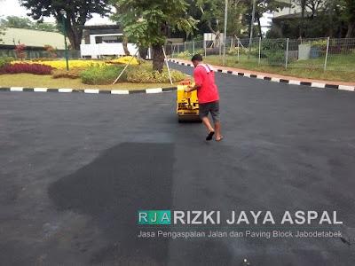 Pengaspalan Murah Jakarta Bekasi Bogor depok tangerang serang Jawa barat