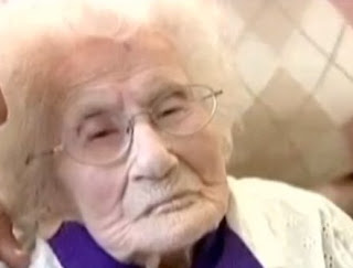 Top Ten Oldest People of the World Ever