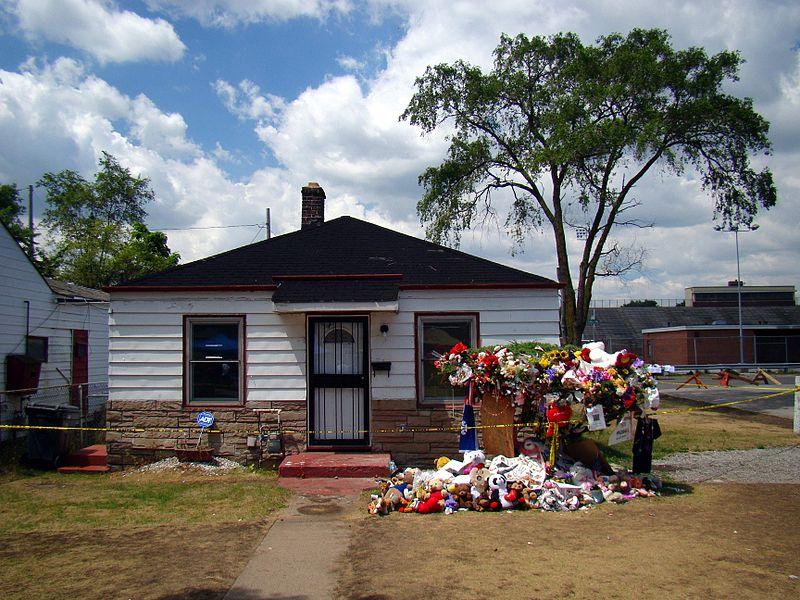 Michael Jackson's childhood Home