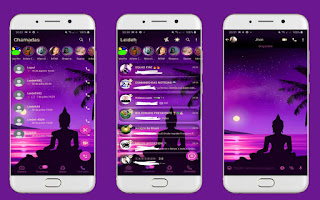 Meditation Theme For YOWhatsApp & Fouad WhatsApp By Leidiane